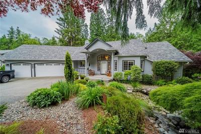 Lake Stevens Single Family Home For Sale: 2610 108th Ave SE