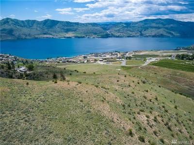 Chelan, Chelan Falls, Entiat, Manson, Brewster, Bridgeport, Orondo Residential Lots & Land For Sale: 110 Henderson Terr