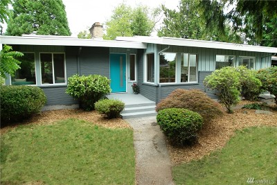 Tacoma Single Family Home For Sale: 1605 S Walters