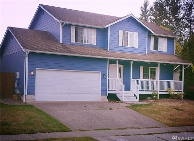 Arlington Single Family Home For Sale: 19203 Crown Ridge Blvd