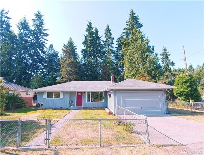 Shoreline Single Family Home For Sale: 505 N 166th St
