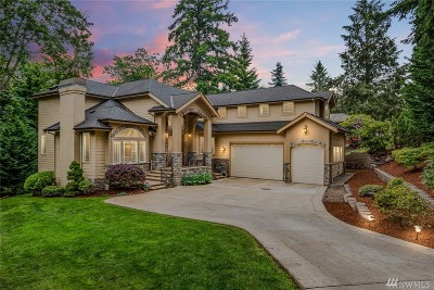 Mercer Island Single Family Home For Sale: 3604 90th Ave SE