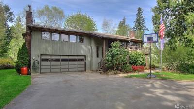 Arlington Single Family Home For Sale: 6909 278th St NE