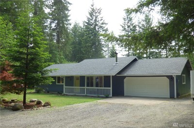 Tenino Single Family Home Pending Inspection: 2205 157th Lane SE