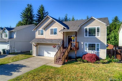 Eatonville Single Family Home For Sale: 750 Riverside Lane