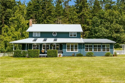 Coupeville Single Family Home For Sale: 592 Race Rd