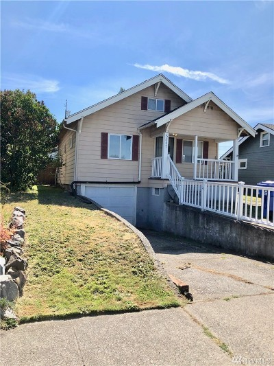 Single Family Home For Sale: 5647 S I St