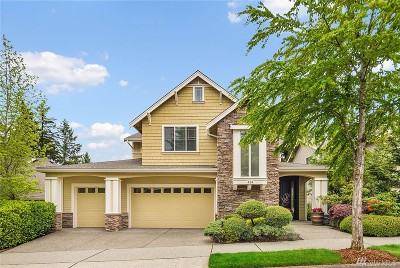 Issaquah Single Family Home For Sale: 454 Wilderness Peak Dr NW