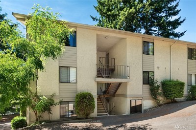 Kirkland Condo/Townhouse For Sale: 6734 112th Ave NE #A-5