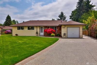 Edmonds Single Family Home For Sale: 9024 217th St SW