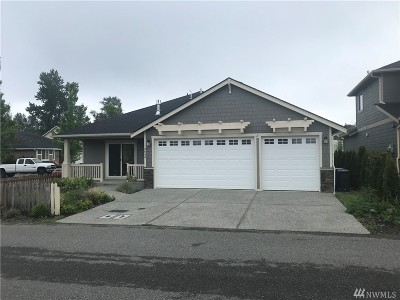Mount Vernon Single Family Home Pending Inspection: 3043 Scotland Alley