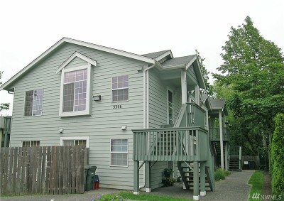 Whatcom County Condo/Townhouse Sold: 3366 Southbend Place #201