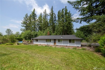 Enumclaw Single Family Home For Sale: 23310 SE 392nd St