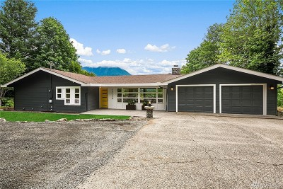North Bend Single Family Home For Sale: 13134 409th Ave SE