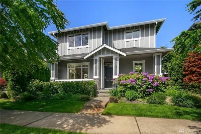Snoqualmie Single Family Home For Sale: 6513 E Crest View Lp SE