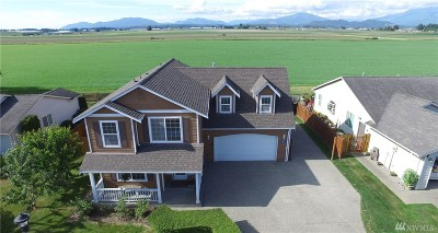 Skagit County Single Family Home For Sale: 861 Northview Dr