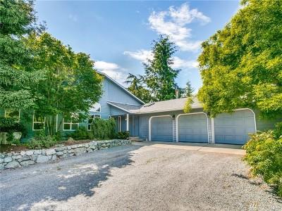 Camano Island Single Family Home For Sale: 3579 S Camano Dr