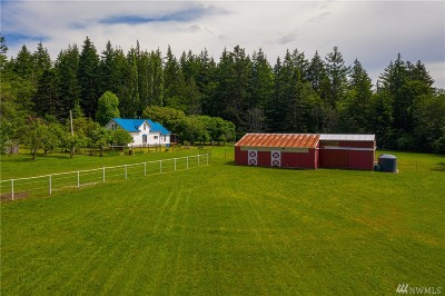 Anacortes Single Family Home For Sale: 7141 Guemes Island Rd