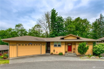Mount Vernon Single Family Home Pending: 17356 Red Hawk Ct