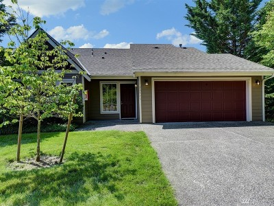 Issaquah Condo/Townhouse For Sale: 22746 SE 43rd Ct