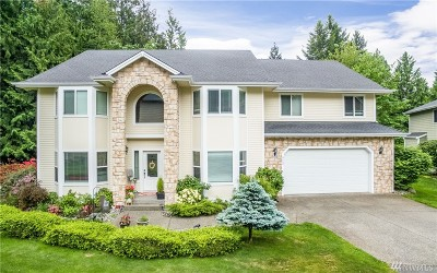 Lake Tapps WA Single Family Home For Sale: $634,950