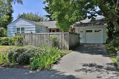 King County Single Family Home For Sale: 9003 34th Ave SW