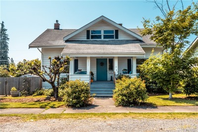 Bellingham Single Family Home For Sale: 2711 Russell St