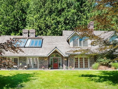 Sammamish Single Family Home For Sale: 23410 SE 17th Place