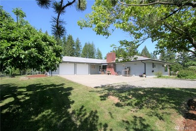 Lewis County Single Family Home Pending: 207 Ramsaur #A