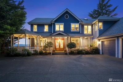 Gig Harbor Single Family Home For Sale: 406 42nd Ave NW