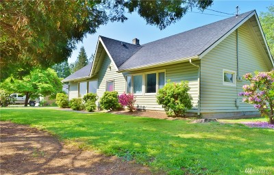 Lynden Single Family Home Sold: 7393 Hannegan Rd