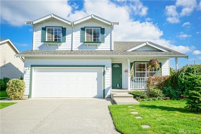 Lynden Single Family Home Sold: 1904 Bluebell Dr