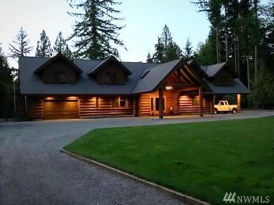 Enumclaw Single Family Home For Sale: 25148 SE 367th Wy