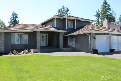 Maple Valley Single Family Home For Sale: 23051 SE 243rd Place