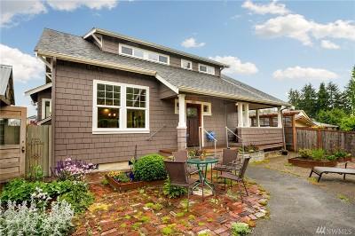 Everett Single Family Home For Sale: 2821 Gibson Rd