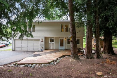 Poulsbo Single Family Home For Sale: 13133 Central Valley Rd NE