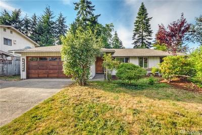 Single Family Home For Sale: 14202 NE 62nd St