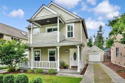 Kingston Single Family Home Pending: 26413 Apple Jack Lane NE