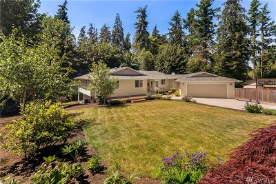 Lynnwood Single Family Home For Sale: 2126 156th Place SW