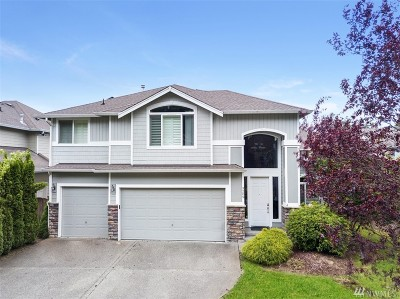 Olympia Single Family Home For Sale: 3209 Lady Fern Lp NW