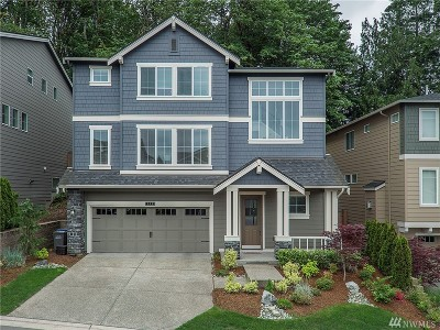 Issaquah Single Family Home For Sale: 23099 SE 52nd St