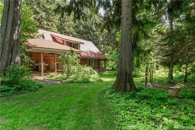 Chelan County Single Family Home For Sale: 16625 Brown Rd
