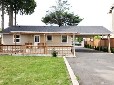 Tukwila Single Family Home For Sale: 3417 S 144th St