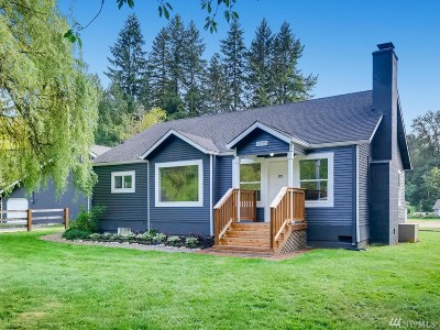 Maple Valley Single Family Home For Sale: 19709 Maxwell Rd SE