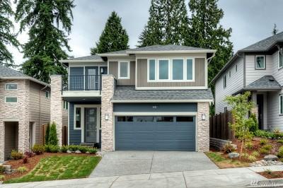 Snohomish Single Family Home For Sale: 4412 141st Place SE #MC 9
