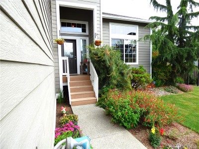 Stanwood Single Family Home For Sale: 6535 281st St NW