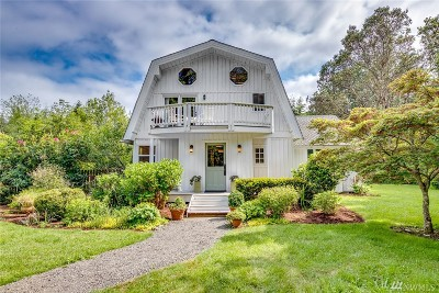 Kingston Single Family Home Pending: 10265 NE Kingston View Ct