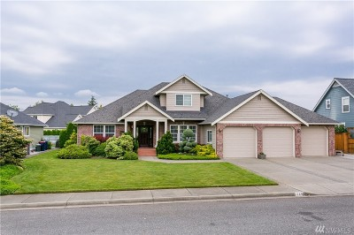 Lynden Single Family Home Sold: 1149 Bridgeview Dr