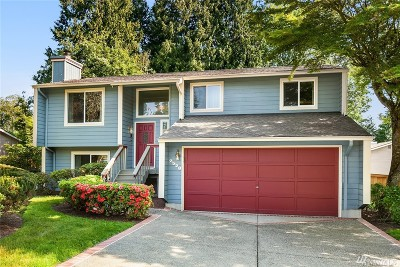 Bothell Single Family Home For Sale: 2528 178th St SE