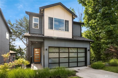 Seattle Single Family Home For Sale: 3835 21st Ave SW